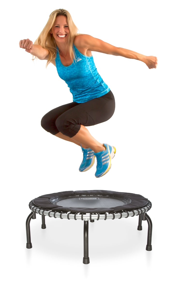 About Our Fitness Trampoline