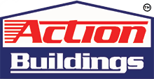 ACTION BUILDINGS Logo