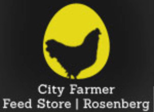 CITY FARMER FEED STORE Logo