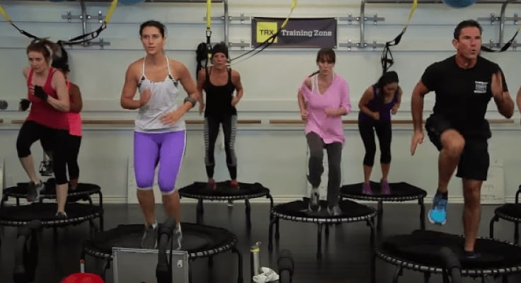 JumpSport Fitness Extreme Boot Camp Class Video Thumbnail