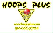 Hoops Plus Logo