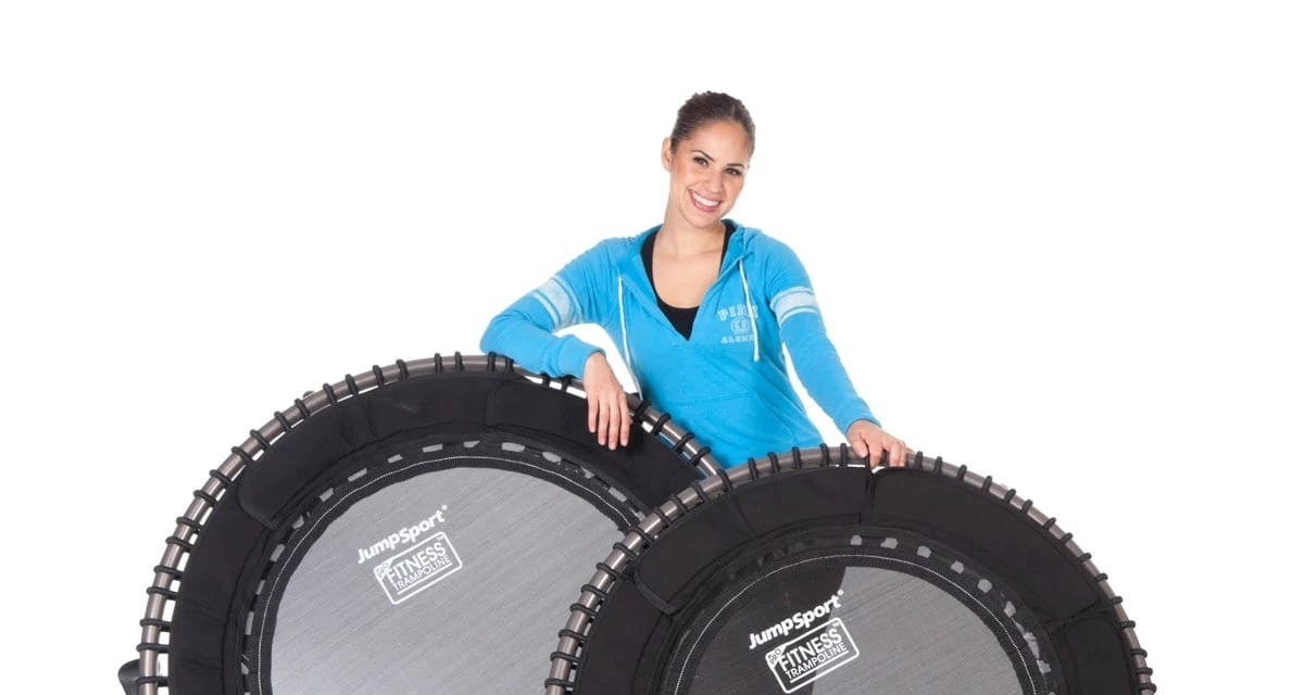 The Most Versatile Mini Trampoline Exercises Ever!