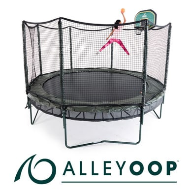 AlleyOOP Trampolines - Premium Safety, Quality, and Performance