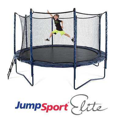 Trampoline Anchor Testimony, Satisfied Customer | JumpSport Trampoline