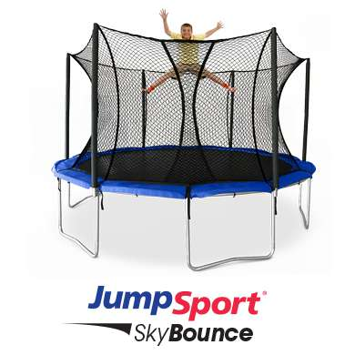 JumpSport Trampoline Safety