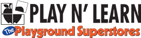 PLAY N' LEARN'S PLAYGROUND SUPERSTORES Logo