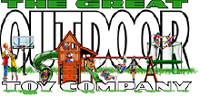 The Great Outdoor Toy Company Logo