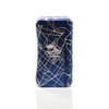 Flawless Tuglyfe DNA 250 Box Mod in Navy Blue and Silver Splatter