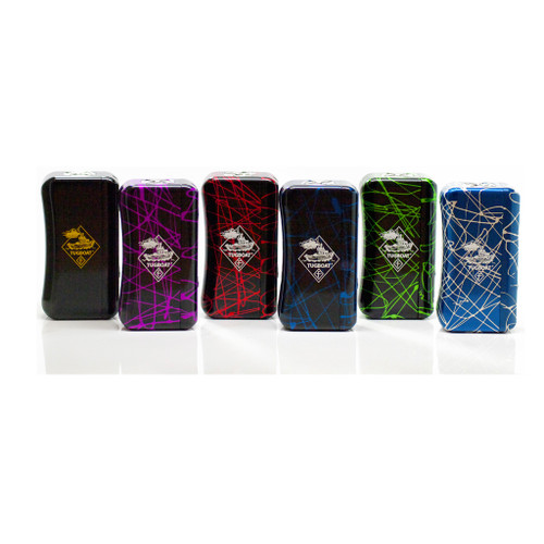 Flawless Tuglyfe DNA 250 Box Mod Color Options at Eightcig