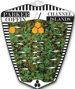 Channel Islands PARKER COFFIN SIGNATURE TRACTION PAD