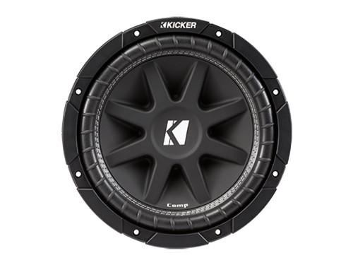 Kicker 12 Inch Comp 4 Ohm SVC Subwoofer - 43c124
