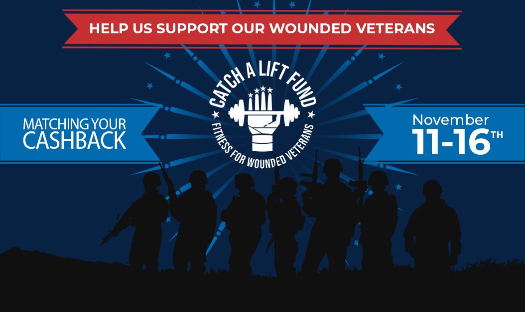 Veterans Day Cashback Program
