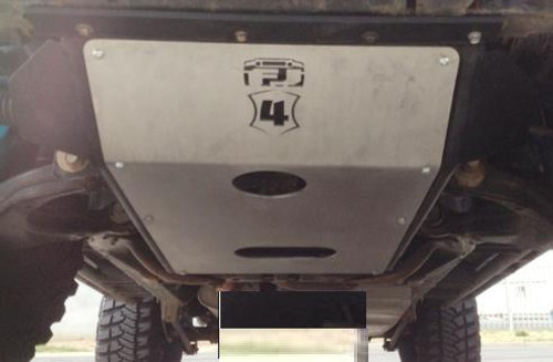 Toyota FJ Cruiser 010 on Protector-Plate