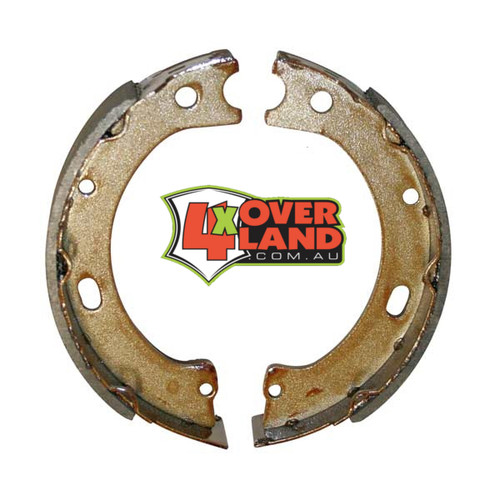 Toyota Landcruiser 80/100 AUG92 on series Auto-Craft Hand Brake Shoe Upgrade