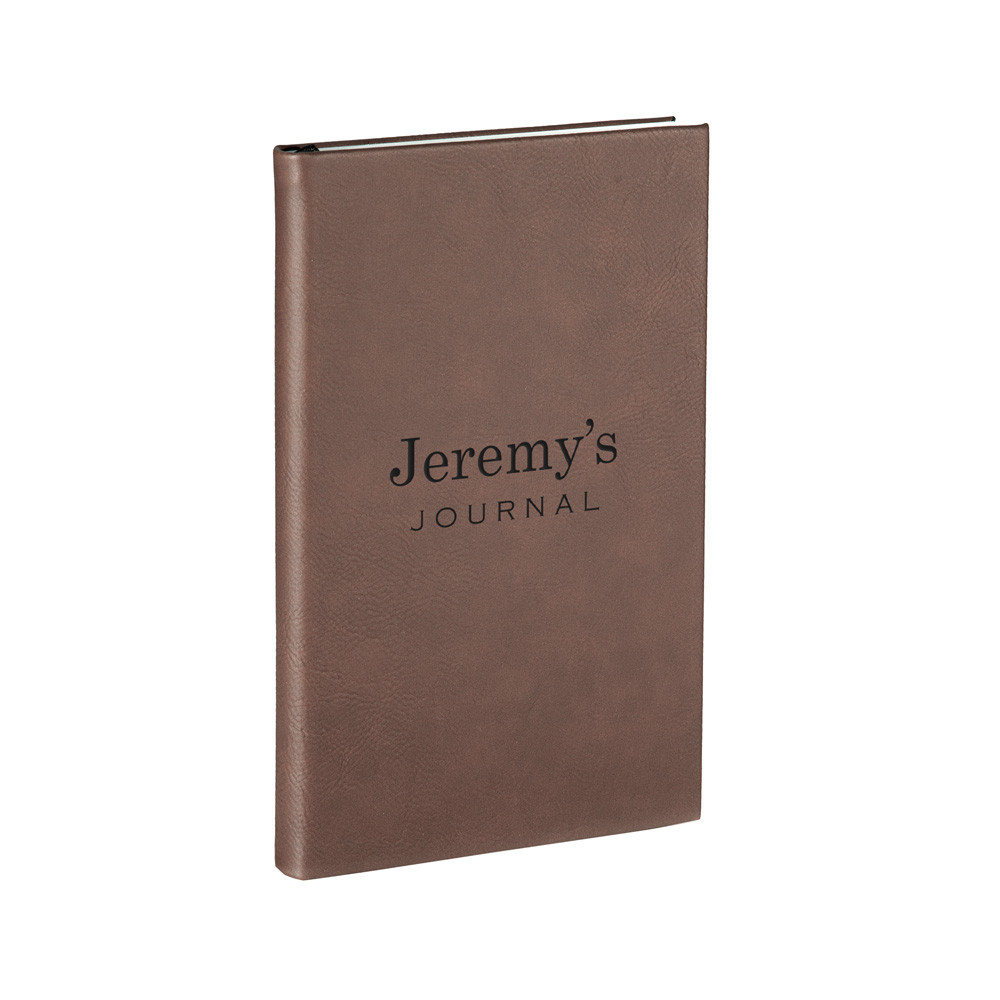 Personalized Journal with Name