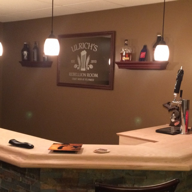 Custom Bar Mirrors Amp Other Personalized Wall Mirrors