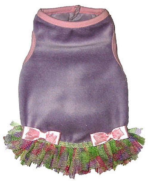 Princess Lilac Dog Dress by Ruff Ruff Couture