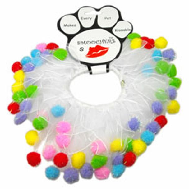Birthday Fuzzy Wuzzy Dog Smoocher