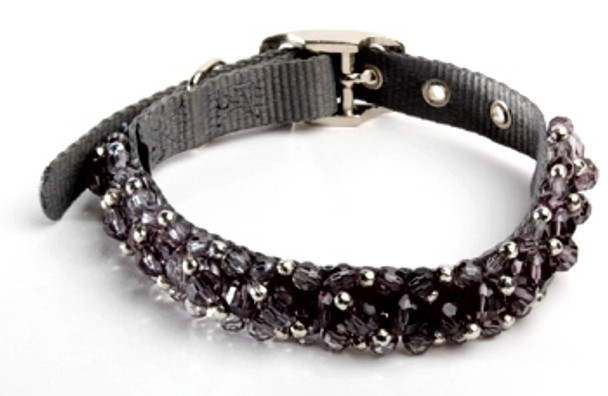 Black Diamond Dog FabuCollar