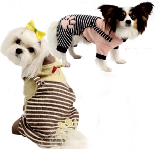 Euphoria Dog Jumpsuit by Pinkaholic