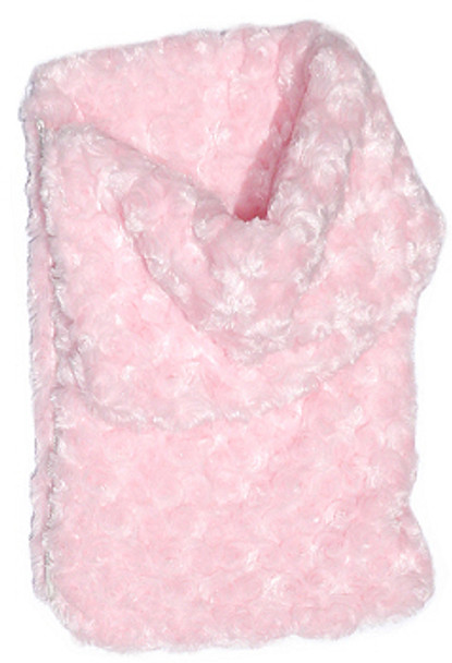 Pink Minky Snuggle Pups Dog Sleeping Bags