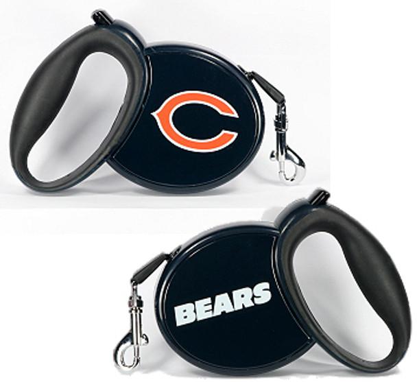 NFL Chicago Bears Retractable Dog Leash