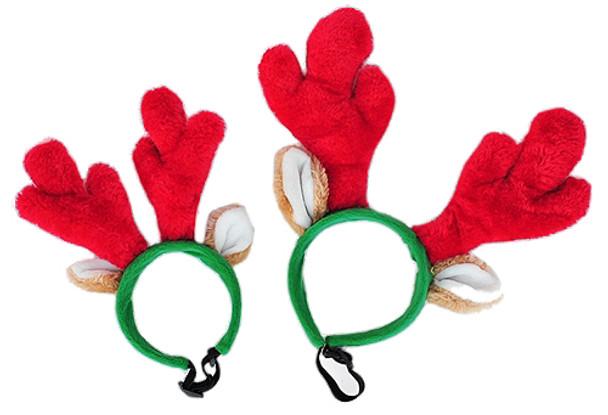 Pet Dog Christmas Holiday Antlers