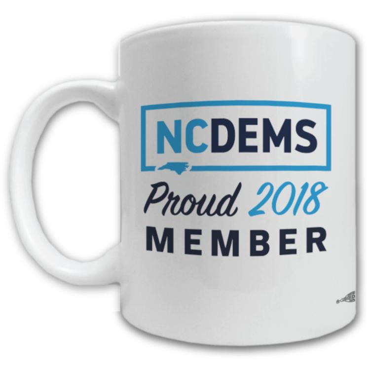 Proud 2018 Member (11oz. Coffee Mug)