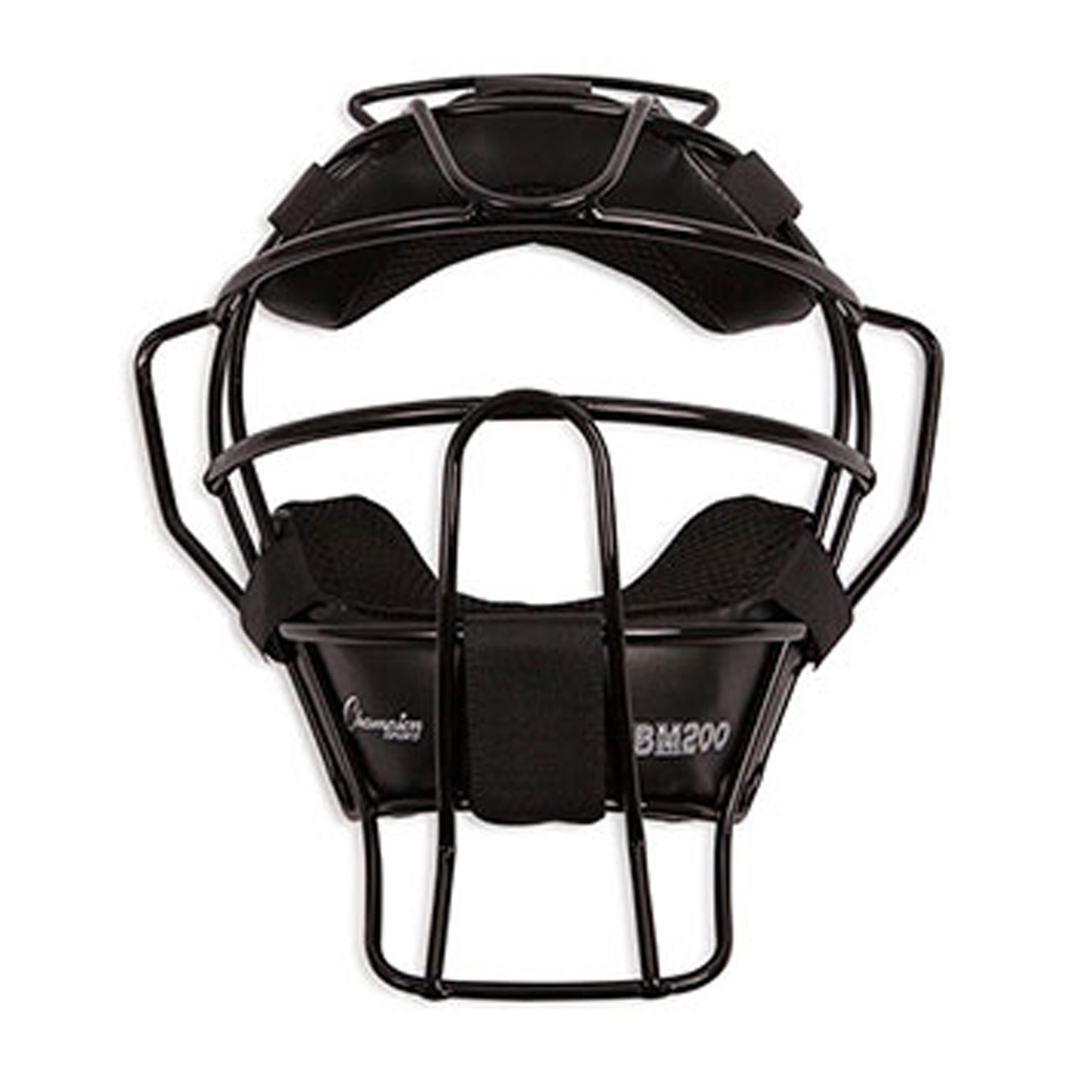 552680df4f14 Champion Ultra Light Adult Umpire Mask - Black