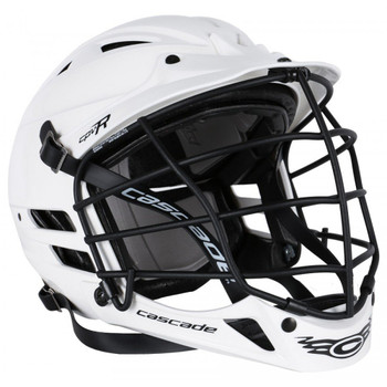 Cascade CPV-R Lacrosse Helmet - White