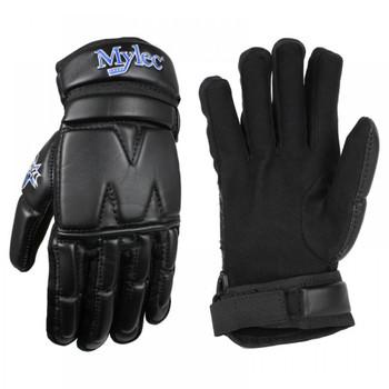 Mylec Street Hockey Gloves - Black