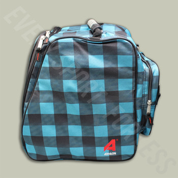Athalon Light & Go Ski/Snowboard Boot Bag - Teal/Black