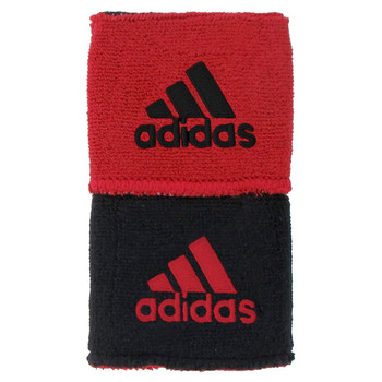 Adidas Interval 3-Inch Reversible Wristband 2 Pack - Various Colors