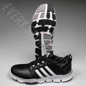 Adidas Speed Trainer 2 Men's Baseball Shoe F37651 - Black/Silver/White