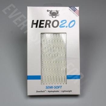 East Coast Dyes Hero 2.0 Semi-Soft Lacrosse Mesh - Various Colors