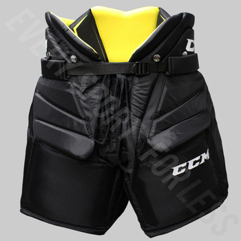 CCM Premier R1.5 Junior Hockey Goalie Protective Pants HPGR1.5 - Black