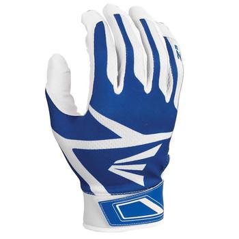 Easton Z3 Hyperskin Senior Baseball / Softball Batting Gloves - Royal