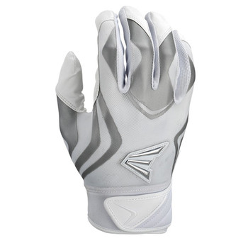 Easton Prowess Womens' Softball Batting Gloves - White / Gray