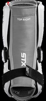 STX Stallion 500 Senior Lacrosse Arm Guards - Black