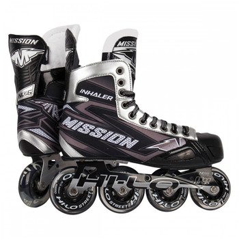 Mission Inhaler NLS 6 Junior Inline / Roller Hockey Skates