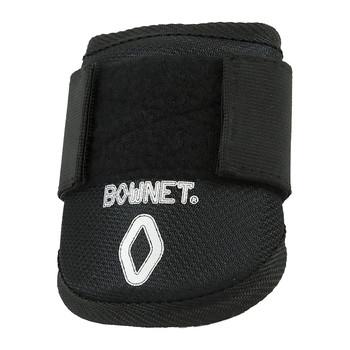 Bownet Adult Baseball / Softball Elbow Guard - Black