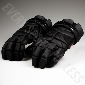 Adidas Freak Flex Lacrosse Gloves - Black, Lead