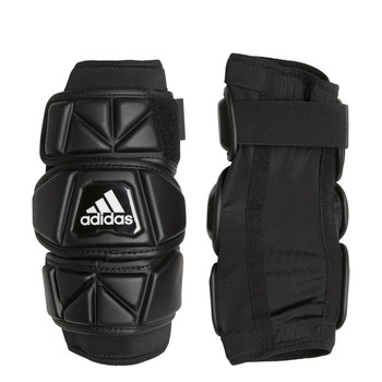 Adidas Freak Flex Senior Lacrosse Arm Pads - Black