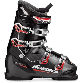 Nordica Cruise 60 Senior Ski Boots - Black, Red