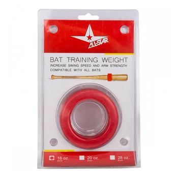 AllStar Baseball Bat Weight - 16oz