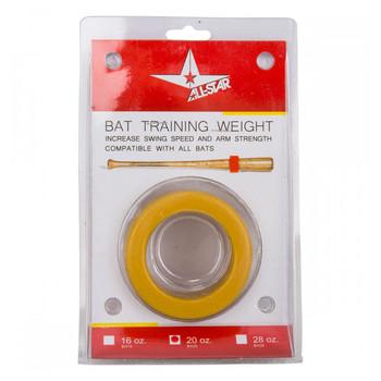 AllStar Baseball Bat Weight - 20oz