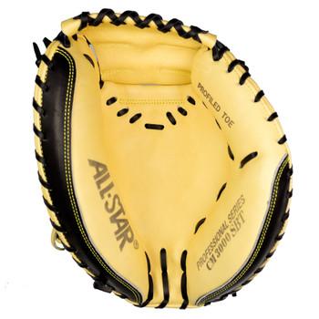 "AllStar Pro Elite 33.5"" Baseball Catchers Mitt - RH Throw"