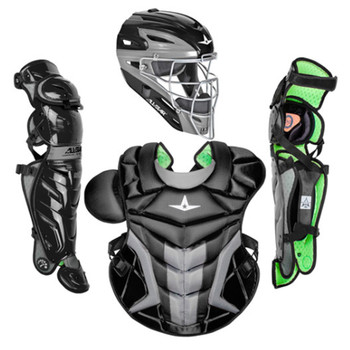 AllStar System 7 Axis Pro Adult Baseball Catchers Kit