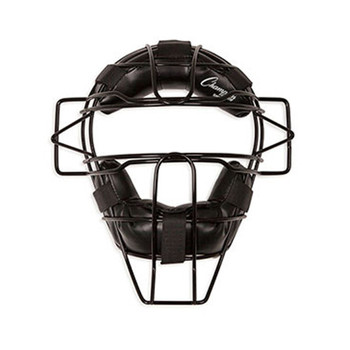 Champion Adult Umpire Mask - Black