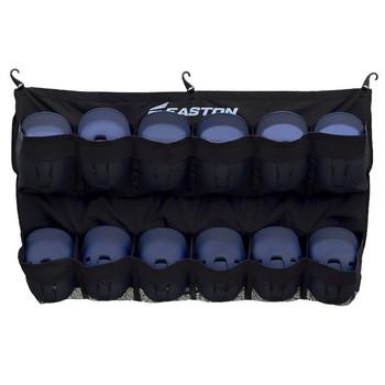 Easton Team Hanging Baseball / Softball Helmet Bag - Black